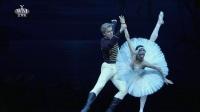 芭蕾舞 天鹅湖 白天鹅双人舞 美国旧金山芭蕾舞团