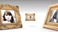 NO.0265 idobe 皇家画廊欧式相框AE模板