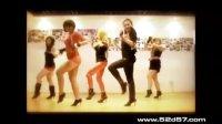 D舞区爵士舞—4minute《muzik》舞蹈教学视频