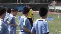 小学五年级体育优质课视频《五步拳与游戏——播种、收获》_刘老师