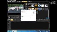学习会声会影的视频材料(七)