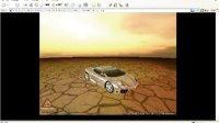 Flash Builder引用away3d引擎--效果演示