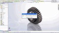 solidworks齿轮工程图制作教程