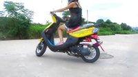 巧格踏板车 JOG 摩托车 YAMAHA 雅马哈 跑车