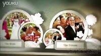 AE片头模板 I-16 婚礼片头之动感纪念卡片