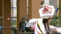 美女 藏族舞蹈 骑马草原 中铁工程二局