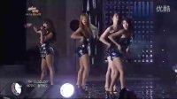 【星】Sistar《So Cool&How Dare You&Ma Boy》110913.Live