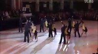 金龙推荐2011年黑池团体舞拉丁舞比赛3