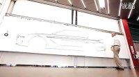 宝马BMW 6 工业设计手绘 正稿到模型流程展示