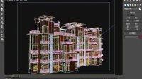 3DMAX室外建筑设计05