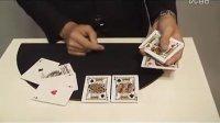 2011 NS M8 新概念扑克魔术Kaho-AK Flash