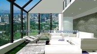 最新阳光房设计,阳光房效果图,断桥铝门窗公司