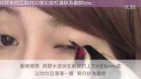 香港莎莎官方网站化妆视频如何修眉基本教学