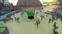 2014巴西世界杯赛事直击 2014巴西世界杯开幕式 140613