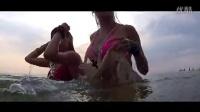 惊人! 欧美  海上  性感美女  比基尼  Pinup Girls - Opa Opa