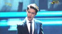 141124 韩国大众文化艺术赏EXO《Sorry Sorry+Overdose》
