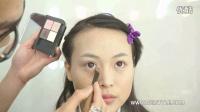[脸庞设计师.杜威]化妆教程初学者,韩式裸妆,眼线画法,眼影画法!