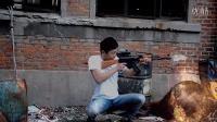 AE特效枪战短片—一枪爆头