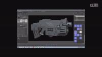 【Zbrush渲染】Keyshot渲染结合PS打造静帧教程