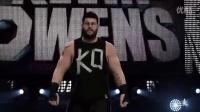 WWE 2K16 Entrances- Kevin Owens
