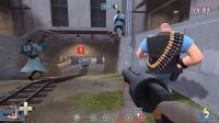 team fortress2 军团要塞2《小本解说单机试玩》steam免费游戏 类似CSCF逆战