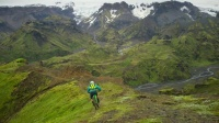 视频: 赞爆了!自行车爱好者的冰岛极限运动!