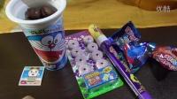 【食玩联盟】哆啦A梦巧克力豆小黄人日本食玩