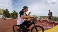 视频: 幕后花絮 - Danny MacAskill在城镇屋顶惊险疯狂的玩命瞬间