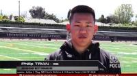 2017届NCAA橄榄球 四分卫 Phillip Tran