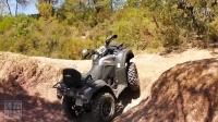 KYMCO摩托车越野测评
