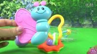 变形救援.小青 小爱 多多 鳕鱼乐园 玩具总动员 玩具试玩