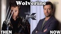 X战警演员的过去和现在