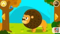 宝宝巴士!动物乐园!袋鼠晕倒了!小老虎挑食!