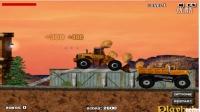 挖土机汽车表演大全 汽车总动员 工程车 挖掘机汽车动画片中文版26