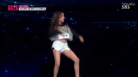 [kpopstar6]10岁参赛选手混血小萝莉出色的舞蹈表演