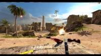 【一家店VR游戏体验测评】《英雄萨姆:最后的希望》(Serious Sam VR: The Last Hope)--激战外星人