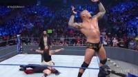 WWE2017年3月22日RAW全程比赛(中文解说) 强弱不等