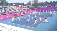 天成·金域华里杯2017国际网球金安公开赛(气舞·太极)表演