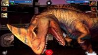 侏罗纪世界游戏第258期恐龙对战VIP竞技专场 恐龙公园玩具 笑笑小悠解说
