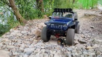 RC TRACTION HOBBY 1/8 Jeep