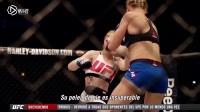 UFC213 女子雏量级冠军战宣传片 决战拉斯维加斯
