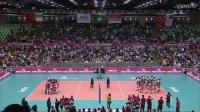 7月15日世界女排大奖赛澳门站中国VS土耳其