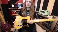 Vola Guitar Vola Vasti - Robert Baker