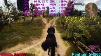 速龙X4 950 OC vs G4560:7款游戏测试