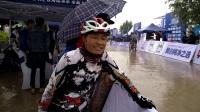 2017中国山地自行车公开赛天水·麦积站激情开赛