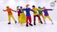 【瘦瘦717】韩国男团 防弹少年团 - GO GO 万圣节舞蹈练习室版