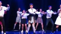 【星光日语社】云南民族大学舞蹈 二次元宅舞《流星群》 2017外国语学院迎新晚会