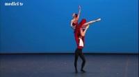 第十三届莫斯科国际芭蕾舞比赛 《唐·吉柯德》敖定雯 王占峰