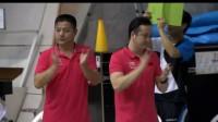 这是中国队队内训练赛?