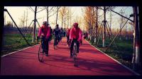 双11早练大厂骑行银杏-中央-五环-影视公园